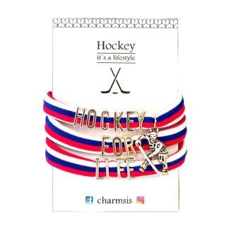 """""""cool náramok pre hokejových fanúšikov"""""""