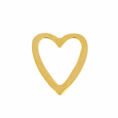 """""""prívesok zlaté srdce"""""""