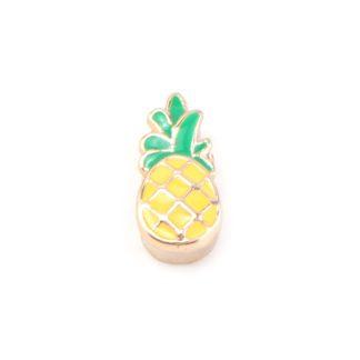 """""""zlatý prívesok ananás"""""""