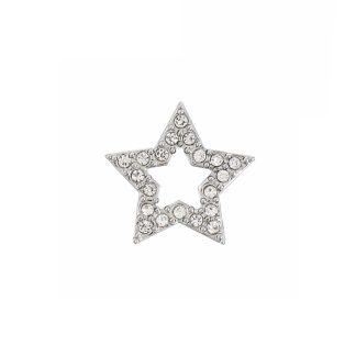 prívesok strieborná hviezda