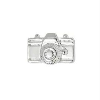 prívesok strieborný fotoaparát