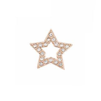 prívesok zlatá hviezda