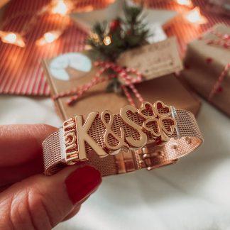 luxusný náramok Vianoce 2020